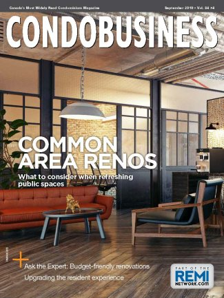 Condo Business September 2019