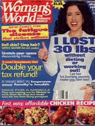 Women's World April 1999